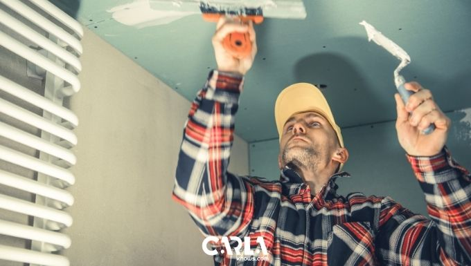 How to Remove Mold From Bathroom Ceiling