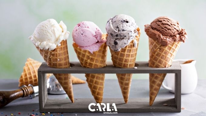 What are the Ingredients in Gelato